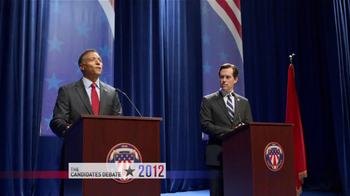 Tostitos Scoops TV Spot, 'Presidential Debate'
