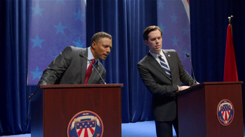 Tostitos Scoops TV Spot, 'Presidential Debate' - Thumbnail 4