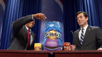 Tostitos Scoops TV Spot, 'Presidential Debate' - Thumbnail 6