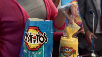 Tostitos Scoops TV Spot, 'Presidential Debate' - Thumbnail 8