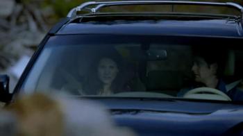 2013 Nissan Pathfinder TV Spot, 'Follow Me' - Thumbnail 4