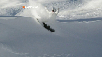 Hankook Tire TV Spot, 'Snowboard' - Thumbnail 8
