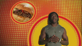 Subway TV Spot Featuring Michael Strahan, Robert Griffin III - Thumbnail 5