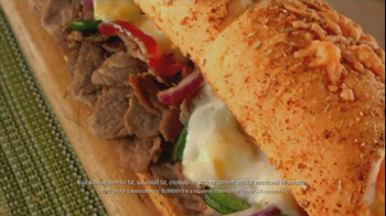 Subway TV Spot Featuring Michael Strahan, Robert Griffin III - Thumbnail 7