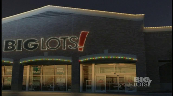 Big Lots TV Spot, 'Christmas Savings' - Thumbnail 1