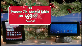 Big Lots TV Spot, 'Christmas Savings' - Thumbnail 7