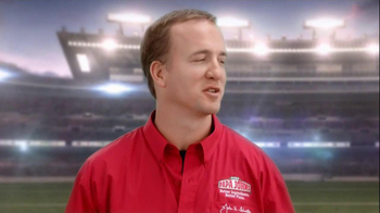 Papa John's Night TV Spot, Featuring Peyton Manning - Thumbnail 2