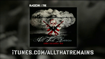 All That Remains, A War You Cannot Win TV Spot - Thumbnail 6