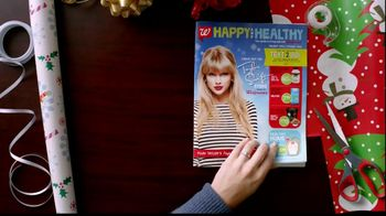 Walgreens Happy and Healthy Magazine TV Spot, 'Taylor Swift' - 303 commercial airings