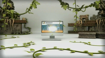 Monkey Quest TV Spot, 'Online World' - Thumbnail 1