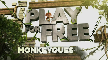 Monkey Quest TV Spot, 'Online World' - Thumbnail 10