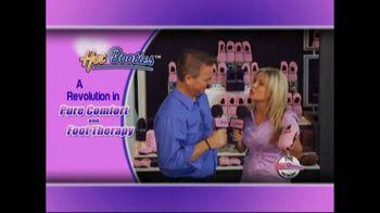 Hot Booties TV Spot Featuring Taylor Baldwin and Tim Goewey