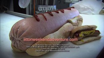 Litton's Weekend Adventure 2012 TV Spot  - Thumbnail 6