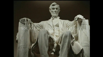 National Alliance on Mental Illness TV Spot, 'Lincoln: Not Alone' - Thumbnail 7