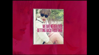 Target TV Spot 'Taylor Swift RED' - 11 commercial airings