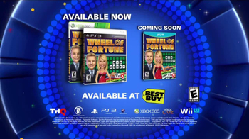 Wheel of Fortune Video Game TV Spot, 'Spin the Wheel' - Thumbnail 10