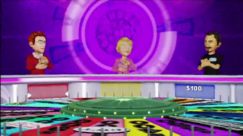 Wheel of Fortune Video Game TV Spot, 'Spin the Wheel' - Thumbnail 2