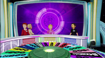 Wheel of Fortune Video Game TV Spot, 'Spin the Wheel' - Thumbnail 6