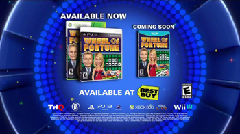 Wheel of Fortune Video Game TV Spot, 'Spin the Wheel' - Thumbnail 9