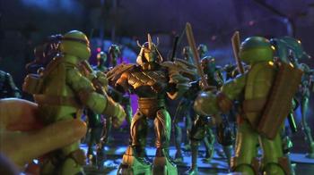 Teenage Mutant Ninja Turtles Action Figures TV Spot , 'Forces of Evil'