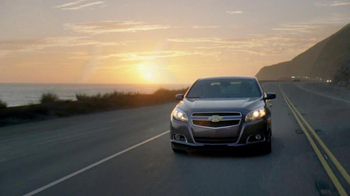 2013 Chevrolet Malibu TV Spot, 'Sophisticated Styling' Featuring Tim Allen - 904 commercial airings