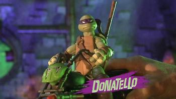 Teenage Mutant Ninja Turtles Action Figures TV Spot - Thumbnail 3