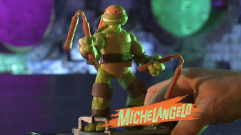 Teenage Mutant Ninja Turtles Action Figures TV Spot - Thumbnail 4