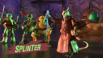 Teenage Mutant Ninja Turtles Action Figures TV Spot - Thumbnail 5