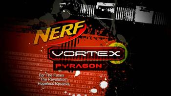 Nerf Vortex Pyragon TV Spot, 'Skate Park' - Thumbnail 1