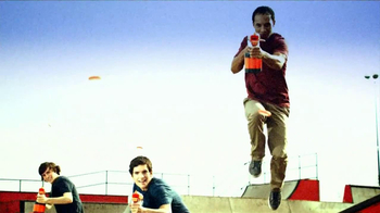 Nerf Vortex Pyragon TV Spot, 'Skate Park' - Thumbnail 9