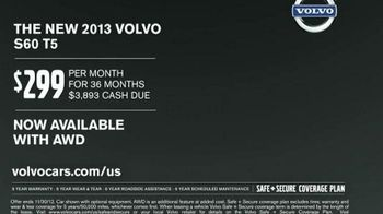 2013 Volvo S60 T5 TV Spot, 'Little Red Riding Hood' - Thumbnail 6
