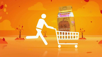 Dunkin' Donuts Holiday Flavors TV Spot  - Thumbnail 1
