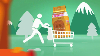 Dunkin' Donuts Holiday Flavors TV Spot  - Thumbnail 2