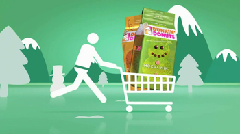 Dunkin' Donuts Holiday Flavors TV Spot  - Thumbnail 3