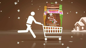 Dunkin' Donuts Holiday Flavors TV Spot  - Thumbnail 4