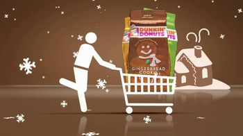 Dunkin' Donuts Holiday Flavors TV Spot  - Thumbnail 5
