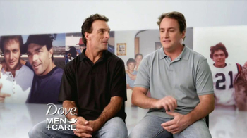 Dove Men+Care TV Spot Featuring Doug and Darren Flutie
