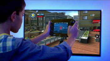 Nintendo Wii U TV Spot, 'LEGO City: Undercover' - Thumbnail 8