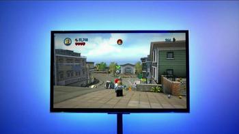 Nintendo Wii U TV Spot, 'LEGO City: Undercover' - Thumbnail 9