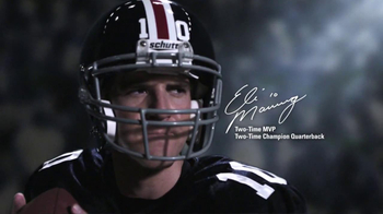 Citizen Eco-Drive TV Spot Featuring Eli Manning - 32 commercial airings