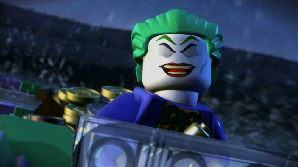 Lego Batman 2 Dc Super Heroes Tv Commercial Attack Ispot Tv