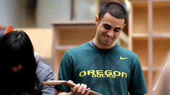 University of Oregon TV Spot, 'Wake Up'