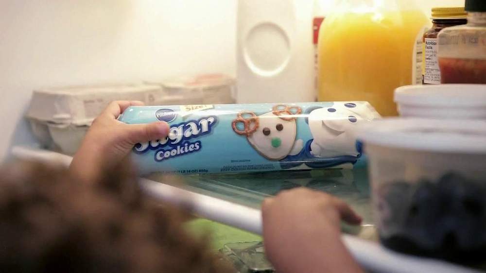 Pillsbury Sugar Cookies Tv Commercial Holiday Fun Ispot Tv