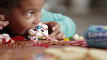 Pillsbury Sugar Cookies TV Spot, 'Holiday Fun' - Thumbnail 7
