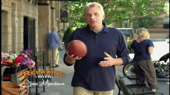 Skechers Relaxed Fit Shoes TV Spot, 'Relaxing' Featuring Joe Montana - Thumbnail 3