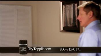 Toppik Hair Building Fibers TV Spot Featuring Bruce Boxleitner - Thumbnail 3