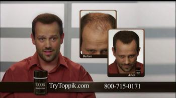 Toppik Hair Building Fibers TV Spot Featuring Bruce Boxleitner - Thumbnail 8
