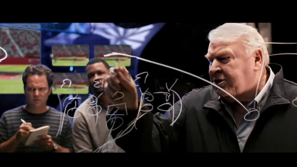 VISA NFL Fan Offers TV Commercial 'Madden Sweepstakes' Feat. John Madden