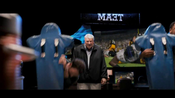 VISA NFL Fan Offers TV Spot 'Madden Sweepstakes' Feat. John Madden - Thumbnail 5