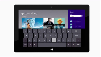 Microsoft Surface TV Spot, 'All the Apps' - Thumbnail 7